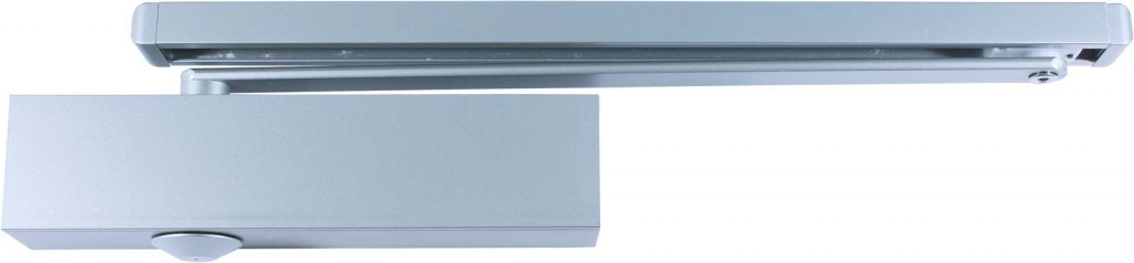 Surface mounted High efficiency CAM action overhead door closers