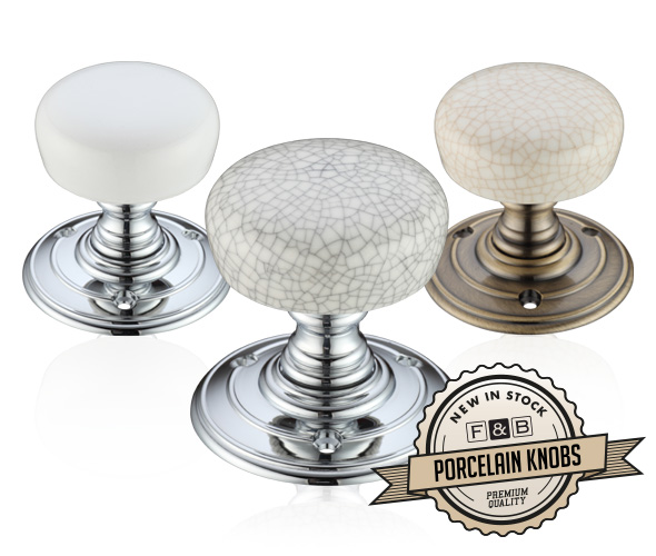 ZOO HARDWARE MORTICE KNOBS