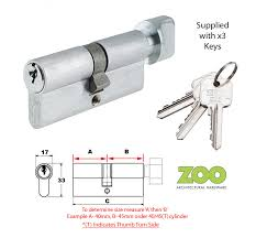 ZOO CYLINDERS EURO OR OVAL