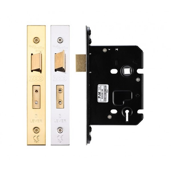Zuks376 3 Lever Sash Lock Zoo Mortice Locks And Latches